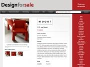 designforsale.nl: productpagina