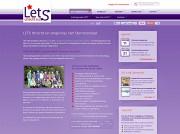 """Voor het """"Sterrenstelsel"""", het Locaal Economisch Transac-tiesysteem (LETS) in Utrecht e.o., bouwen wij deze WordPress website met een vernieuwd ontwerp en meer mogelijkheden voor interactie, geïntegreerd met social media en  de maandelijkse nieuwsbrief van deze stichting."""