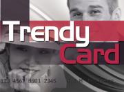 TrendyCard: het pasje