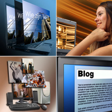 Type website: bedrijfswebsite, webshop, portfolio website, blog